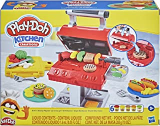 Play-Doh Kitchen – Pate A Modeler – Le Roi du Grill
