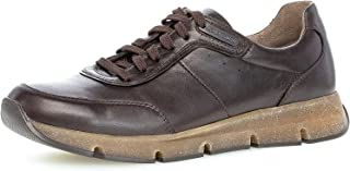 Gabor Pius Herren Sneaker Low, Männer Halbschuhe,Wechselfußbett,Superflex Sohle