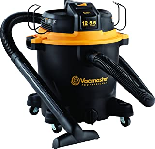 Vacmaster Professional - Professional Wet/Dry Vac, 12 Gallon, Beast Series, 5.5 HP 2-1/2