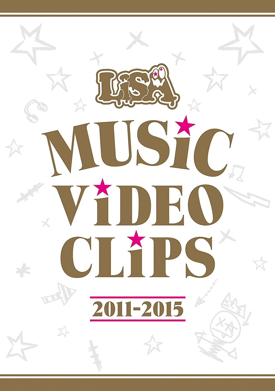 40% OFF Cheap Sale LiSA Ultra-Cheap Deals MUSiC ViDEO 2011-2015 CLiPS Blu-ray
