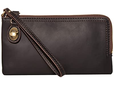 Hobo Mila (Black) Wallet Handbags