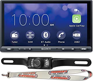 "$398 » Sony XAV-AX5000 6.2"" Apple Car Play, Android Auto, Media Receiver with Bluetooth - Licence Plate Back Up Camera Included …"
