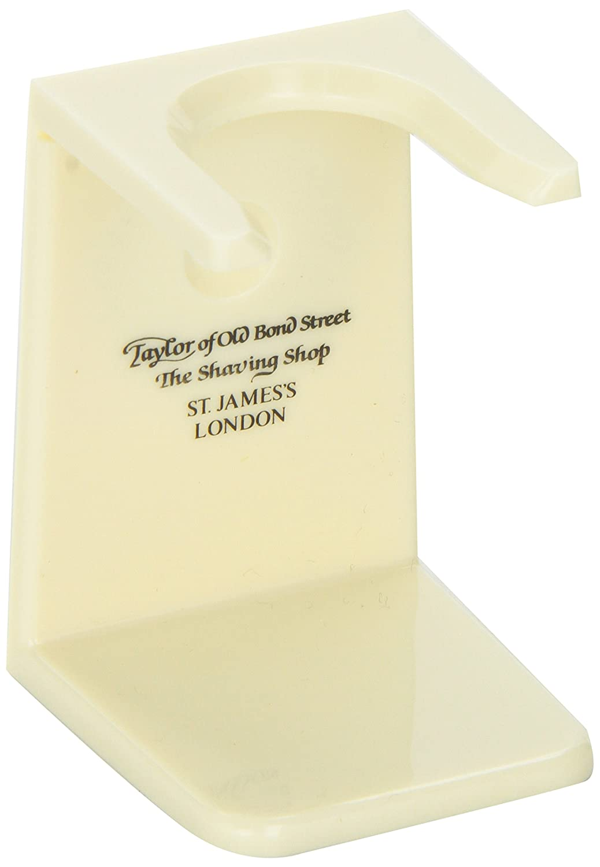 Taylor of Award Old Bond Street Ivory Shaving Finish Stand Brush latest