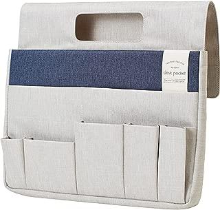 キングジム 収納ポケット デスクポケット ライトグレ- 8201ライ