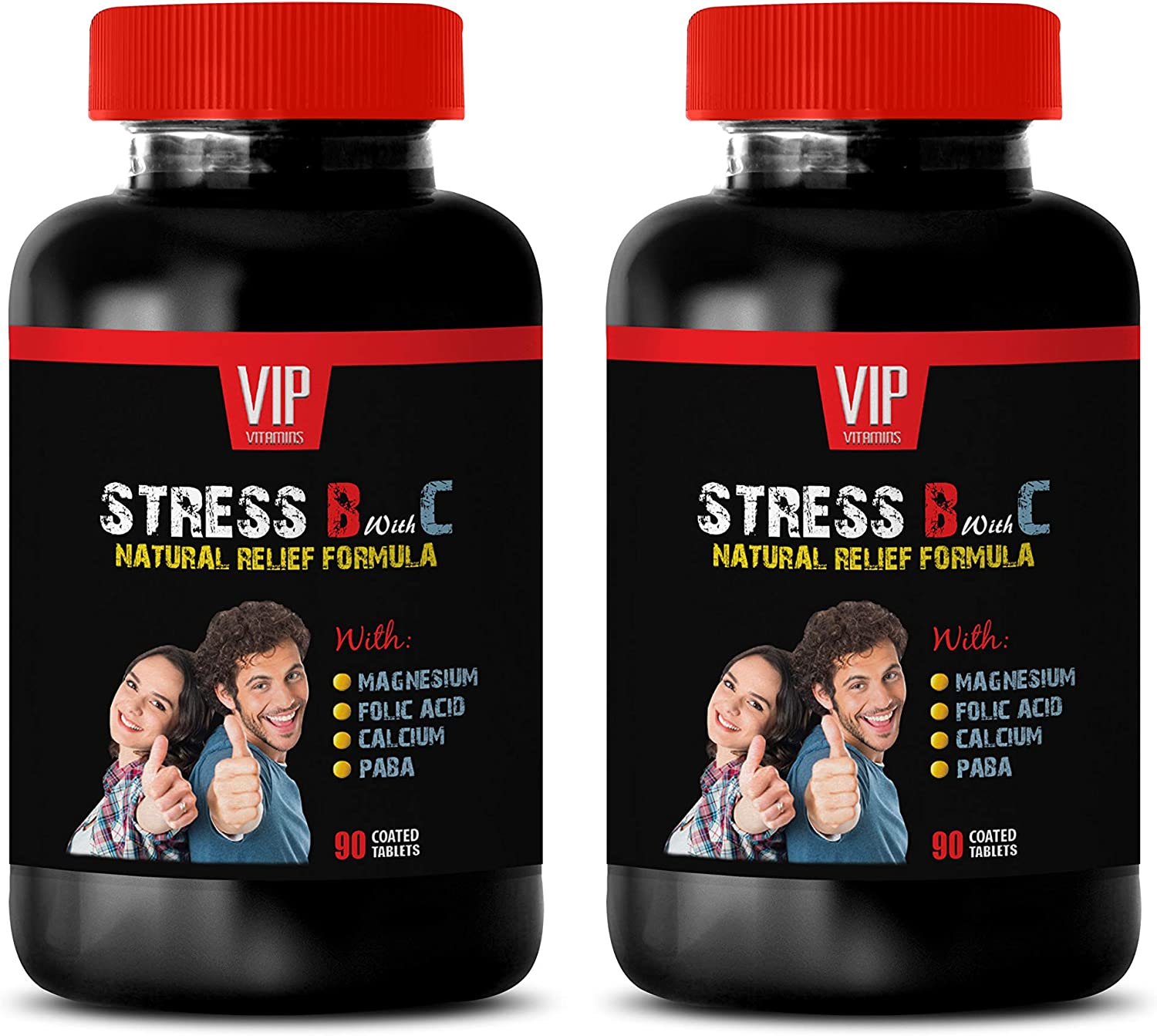b Complex for Anxiety - Stress B C Relief Formula Super Special SALE held Bombing new work f Natural with