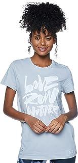 Under Armour Women's Love Run Another Short Sleeve Top