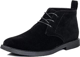 SPYLOVEBUY Afreet Hombre Cordone Planos Botes Bajas Zapatos