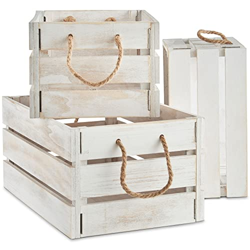 Small Wooden Crate Amazoncouk