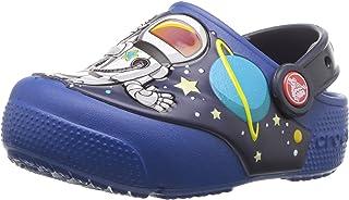 Crocs Kids' Fun Lab Space Explorer Light-up Clog