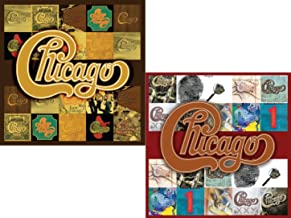 Chicago Complete Studio Albums Vol I and II (Greatest Hits) - Chicago 20 CD Studio Album Bundling