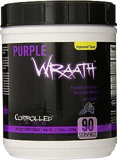 Controlled Labs Purple Wraath グレープ 90回分945g 海外直送品