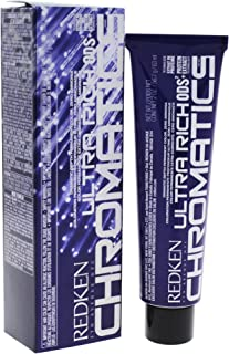 Redken Chromatics Ultra Rich Hair Color for Unisex, 3NN (3.0)/Natural, 2 Ounce