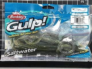 JumpingBolt Gulp! Nemesis Chicken on a Chain Soft Bait GSNM6.5-CKCH for Saltwater Freshwater Bass Kayak Ice FishingDecor Crafts