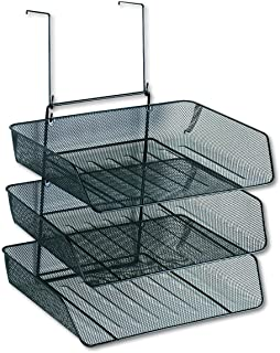 hanging trays for cubicles