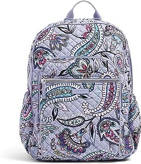 Vera Bradley Iconic Campus Backpack, Signature Cotton