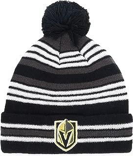 OTS NHL Kid's Rickshaw Cuff Knit Cap with Pom