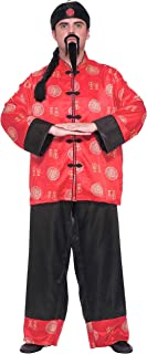 chinese man costume