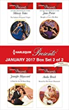 Harlequin Presents January 2017 - Box Set 2 of 2: An Anthology