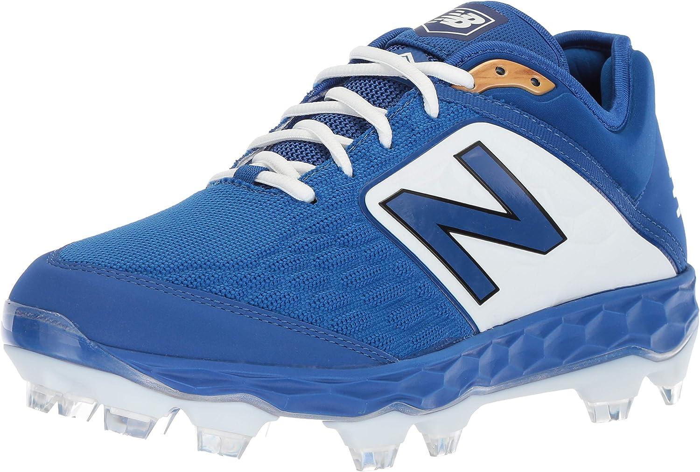 New Balance Men's 3000v4 Baseball schuhe, Royal Royal Royal Weiß, 12 2E US 1a4