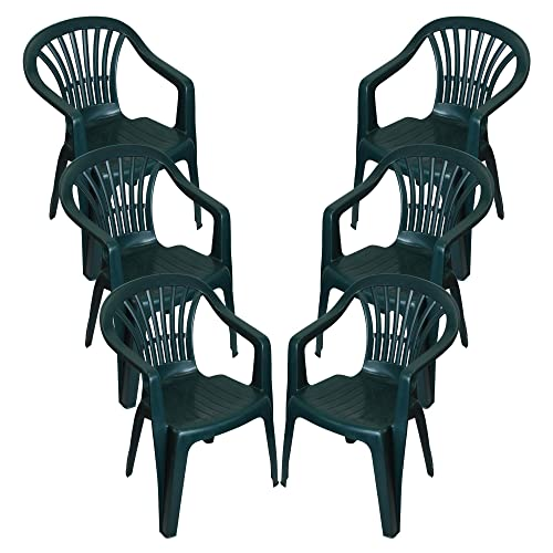 Brilliant Plastic Patio Chairs Amazon Co Uk Download Free Architecture Designs Embacsunscenecom
