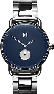 MVMT Revolver Men's Blue Dial Stainless Steel Watch - D-MR01-BLUS