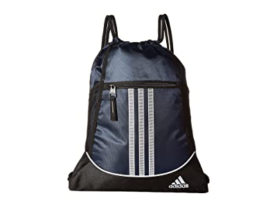 adidas Alliance II Sackpack (Collegiate Navy) Backpack Bags