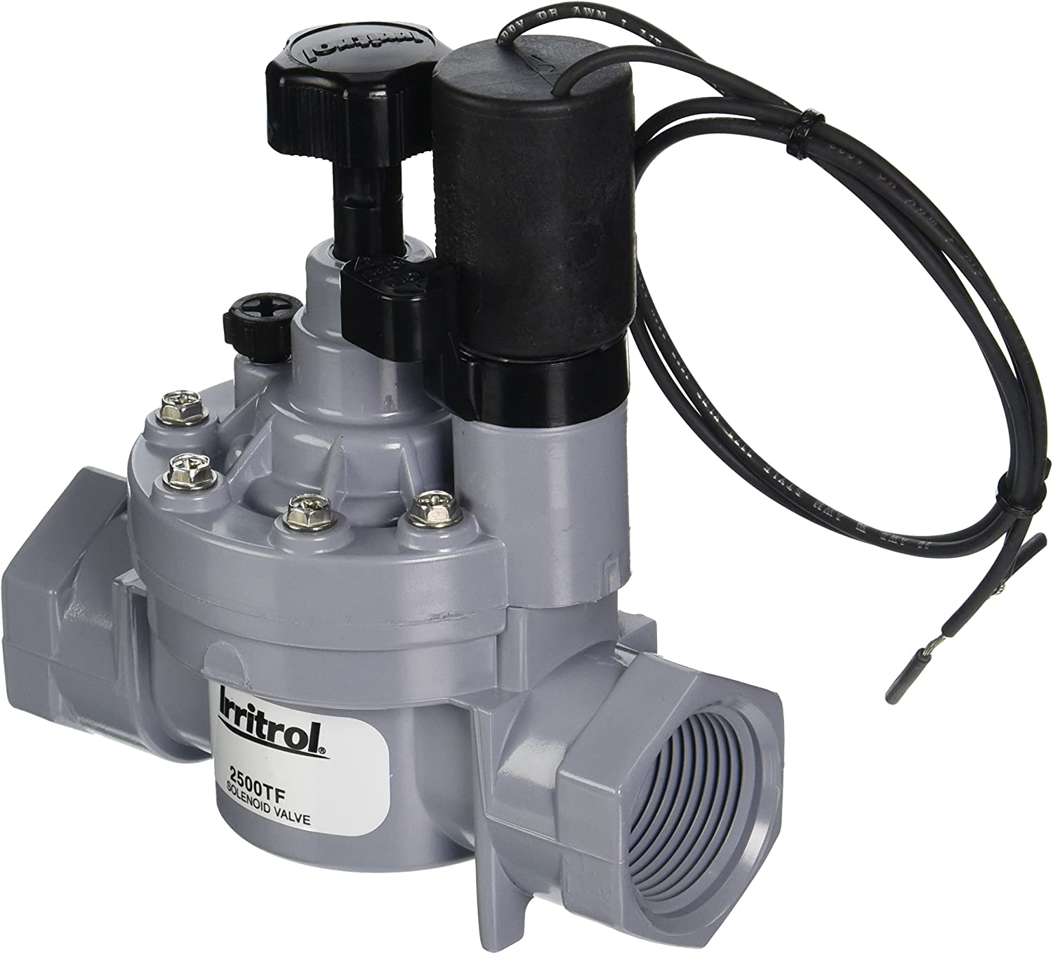 Irritrol 2500TF Globe Price reduction Valve Threaded Flow Control with Max 44% OFF 1