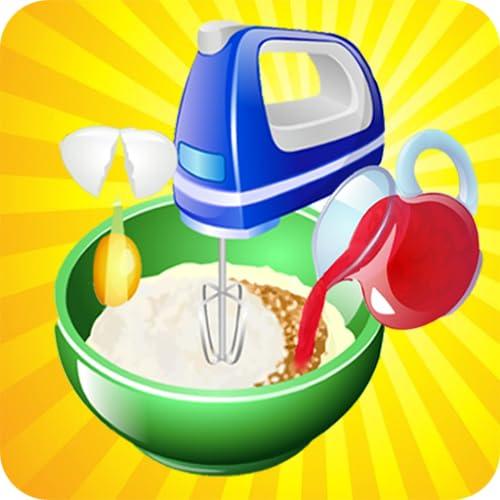 Kochen Spiele Kuchen Fraise