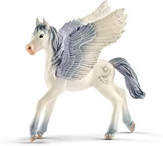 SCHLEICH bayala Pegasus Foal Imaginative Figurine for Kids Ages 5-12