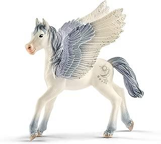 Schleich North America Pegasus Foal Toy Figure