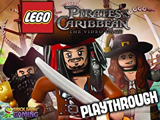 Clip: Lego Pirates of the Caribbean Playthrough