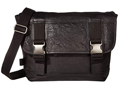 FRYE AND CO. Cody Messenger (Black) Messenger Bags