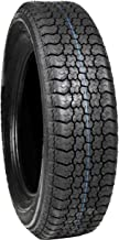 MASSFX ST205/75D15 Bias 6 Ply Trailer Tire Single Tire 205/75-15