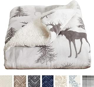 Best plush reversible comforter Reviews