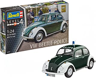 Revell of Germany VW Beetle Police Building Kit