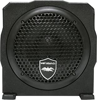 Wet Sounds Stealth AS-6 500 watts Active Subwoofer Enclosure