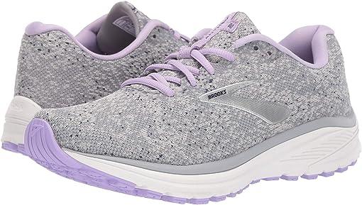 Grey/Purple/Navy
