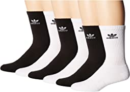 Originals Trefoil Crew Sock 6-Pack