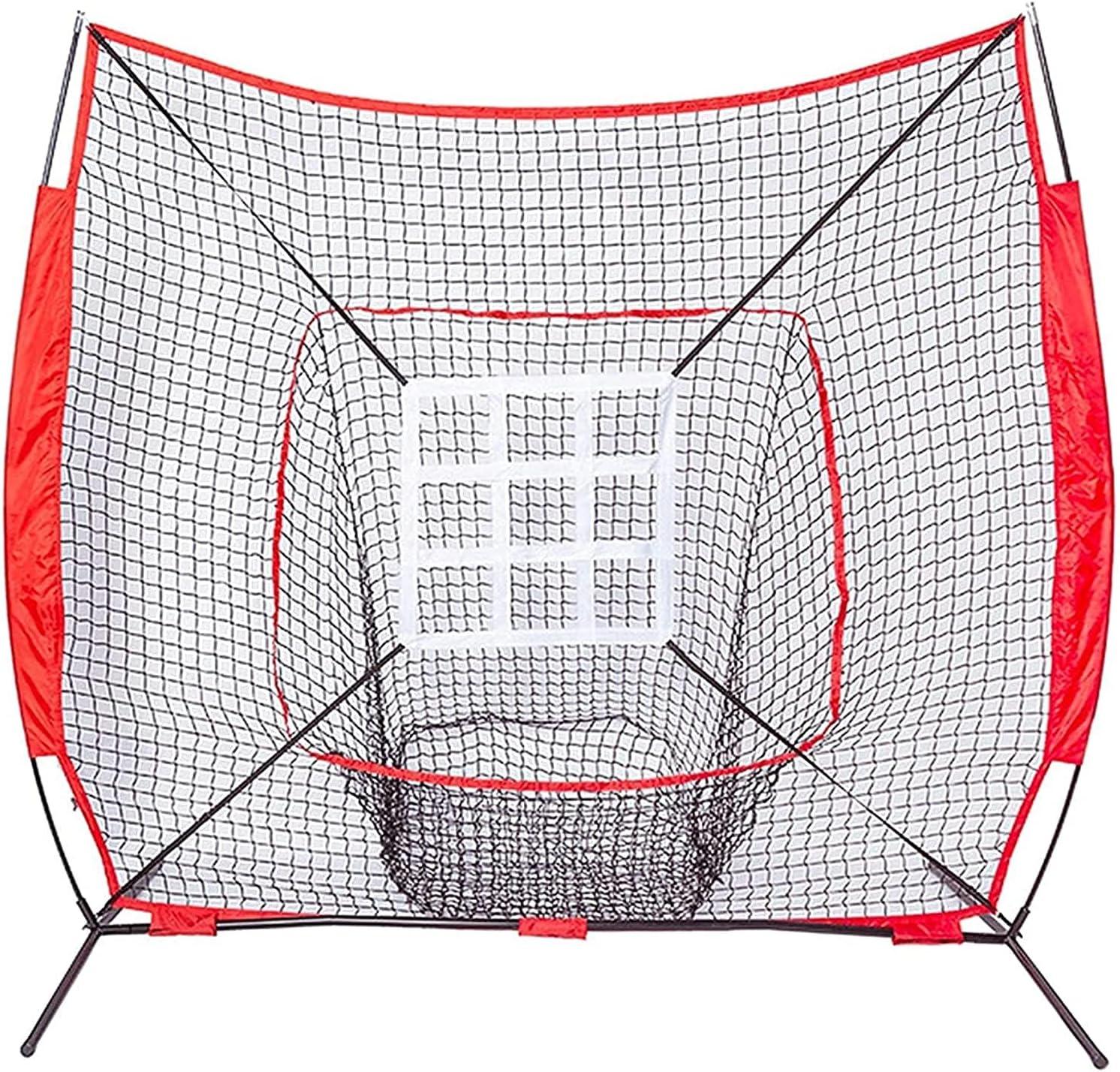 RDJSHOP Golf Nets Mats Baseball P Practice Softball Net Over item handling ☆ Max 81% OFF