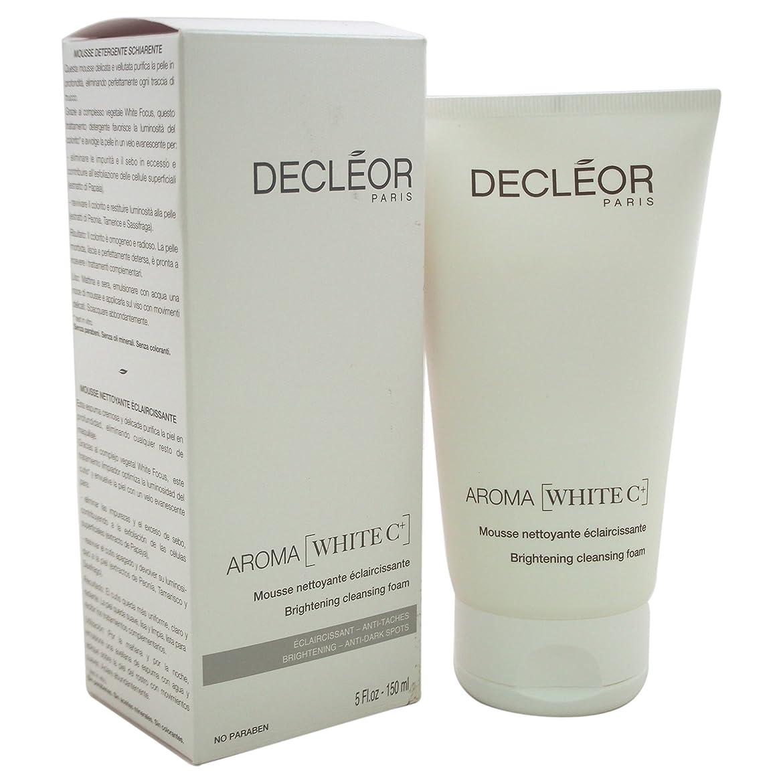 刻むアリスウナギデクレオール Aroma White C+ Brightening Cleansing Foam 150ml/5oz