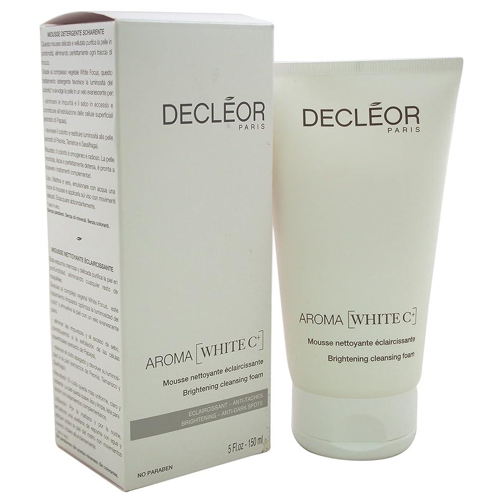 電気提供ヒステリックデクレオール Aroma White C+ Brightening Cleansing Foam 150ml/5oz
