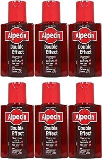 6 x Alpecin Double Effect Shampoo