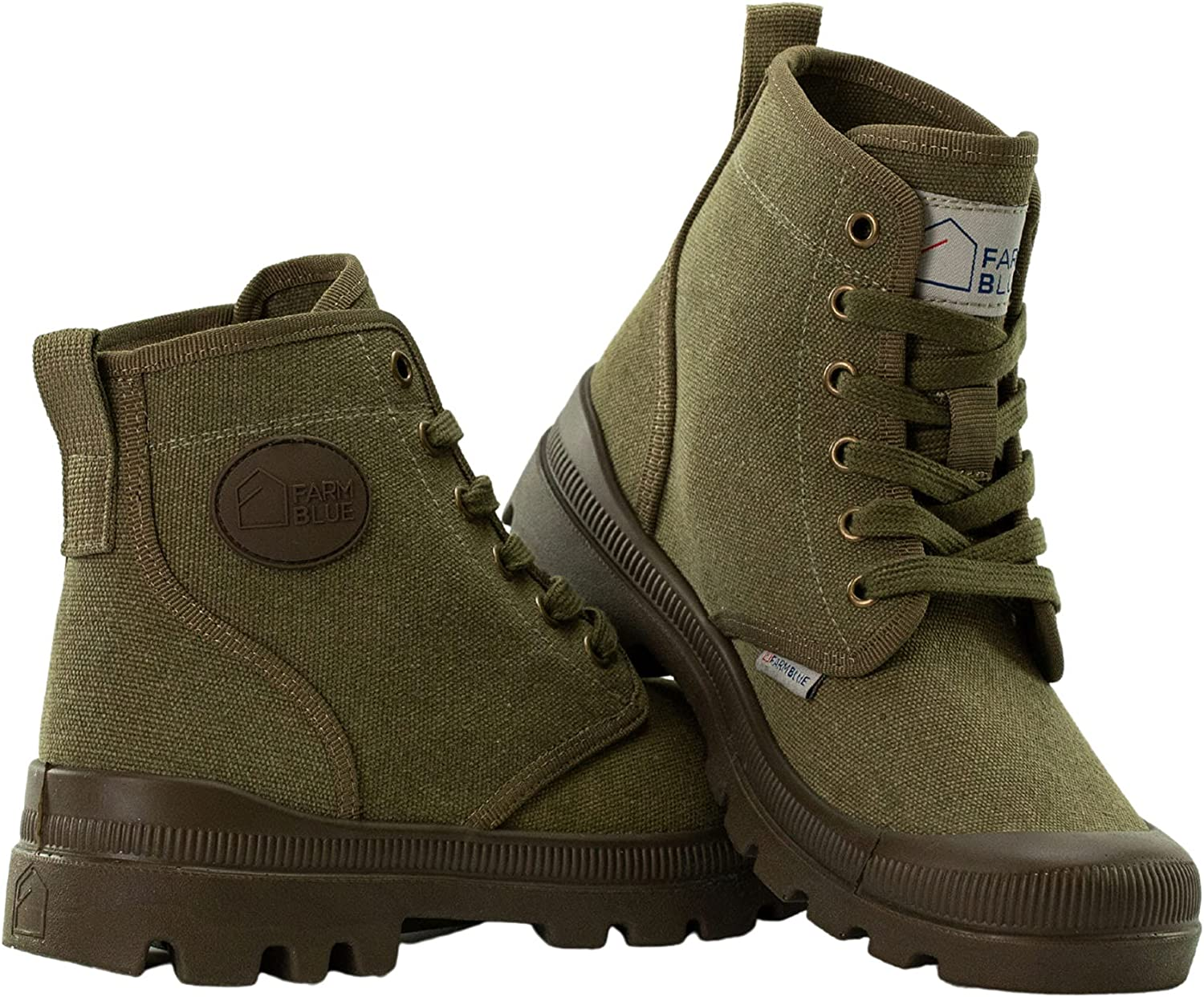 Farm Max 57% OFF Blue Max 47% OFF Men's Ranger Boots - High for Top Shoes Men W Hiking