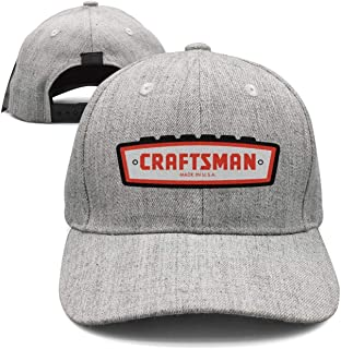 Men's Women's Dad Cap Trucker-Craftsman-Hat Outdoor Breathable Baseball Snapback