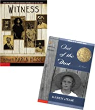 Karen Hesse 2 Pack (Grade 6-8): Out of Dust; Witness