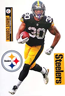 29a0fbec Amazon.com: steelers fathead - Include Out of Stock: Home & Kitchen
