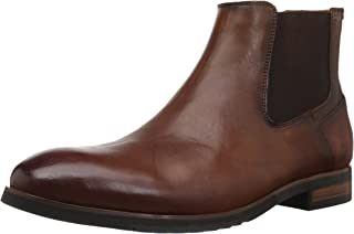 2ee895a0881 FREE Shipping on eligible orders. Steve Madden Men s Leston Chelsea Boot