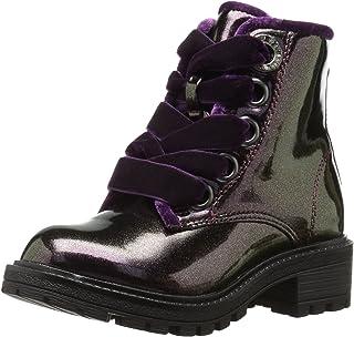 حذاء NINA للبنات Cherrie سهل الارتداء، أرجواني، مقاس 13 M US طفل صغير