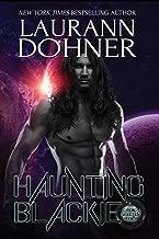 Haunting Blackie (Cyborg Seduction Book 8)