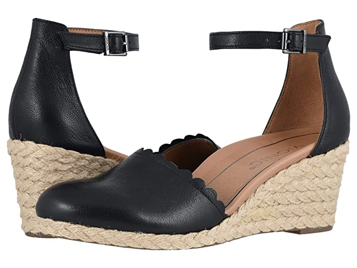 VIONIC  Anna (Black) Womens Shoes